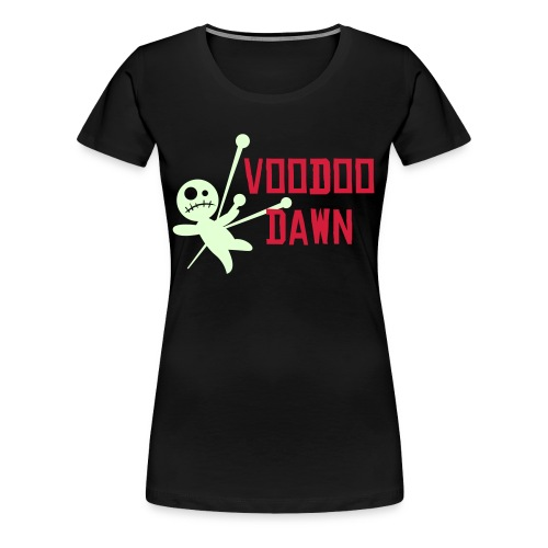 'Voodoo Dawn' - Women's Premium T-Shirt