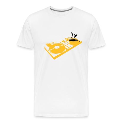Turntable Shirt - Männer Premium T-Shirt