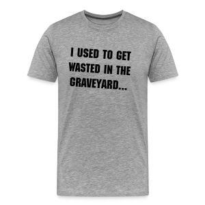 Light Wasted - Men's Premium T-Shirt