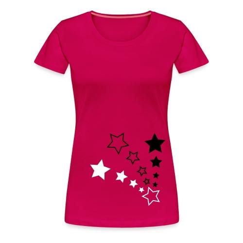 you're a star t - Women's Premium T-Shirt