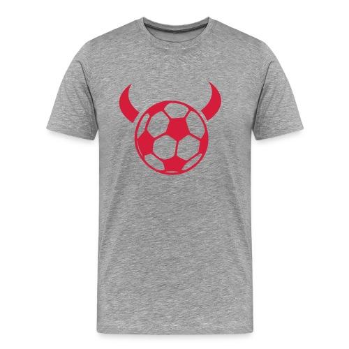 EM Horn - Männer Premium T-Shirt