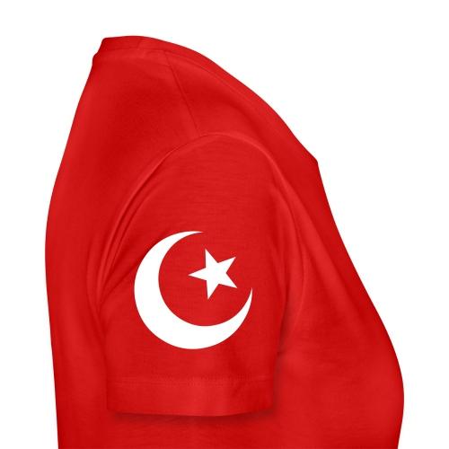 Bayrak1 - Premium-T-shirt dam