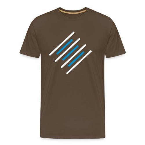 STRIPES 4 U - Männer Premium T-Shirt
