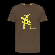 T-Shirts ~ Men's Premium T-Shirt ~ Japan Torii Tee