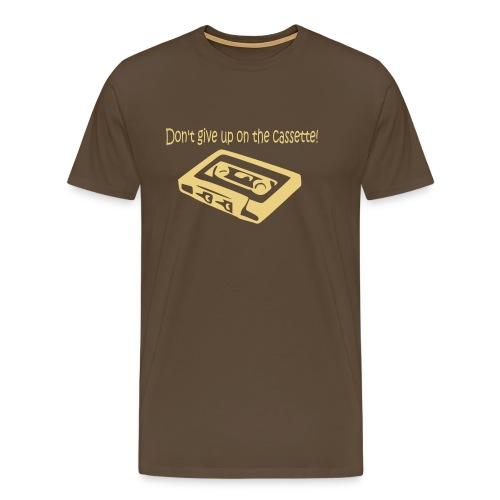 Cassette boys - Mannen Premium T-shirt