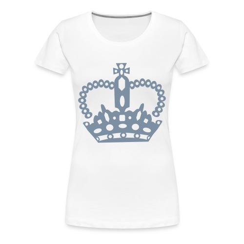 Crowned - Women's Premium T-Shirt