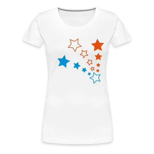 starbright t - Women's Premium T-Shirt