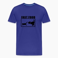 Sky Fast Food Dog and Cat T-Shirts