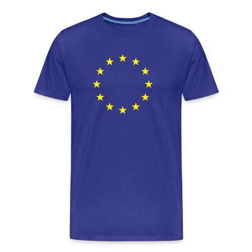 Unión Europea - Camiseta premium hombre