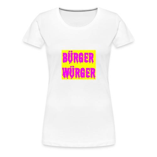 Frauen Premium T-Shirt - Punkrock,Punk,Konstanz