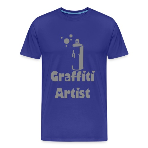 graffiti tee - Men's Premium T-Shirt
