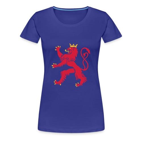 Roude Leiw, Personnalisable - T-shirt Premium Femme