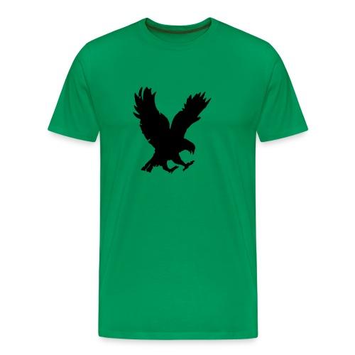 Eagle T-Skjorte - Premium T-skjorte for menn
