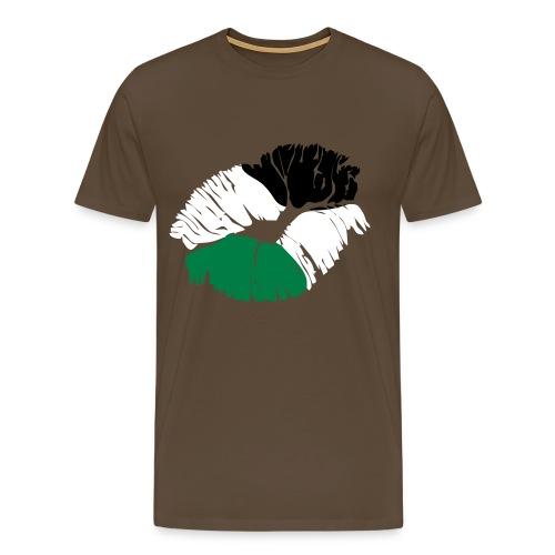 Borussia Glow - Männer Premium T-Shirt