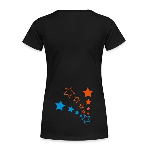 The Classic Starx - Women's Premium T-Shirt