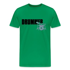 For the Drummer - Men's Premium T-Shirt