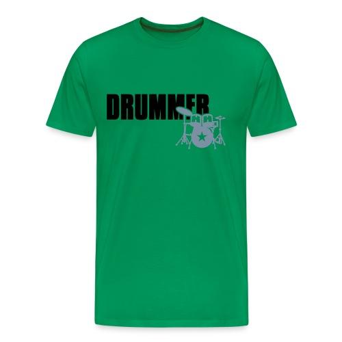 For the Drummer - Men's Premium T-Shirt