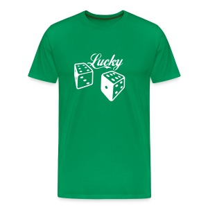 Lucky Dice - Men's Premium T-Shirt