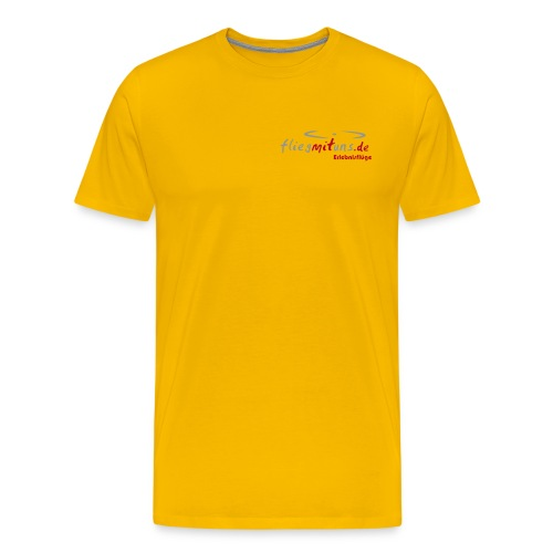 Comfort T-Shirt von S-XXXL - Männer Premium T-Shirt