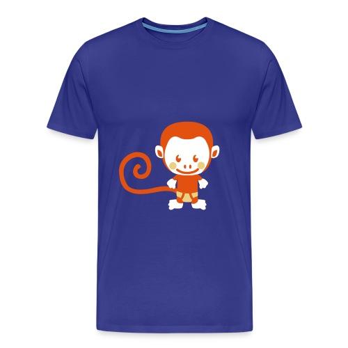 t-shirt singe  - T-shirt Premium Homme