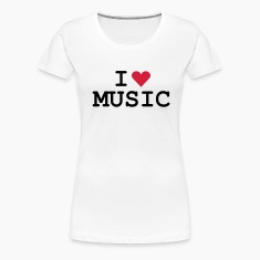 Weiß love_music Girlie