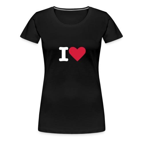 Raummission Teee Girl - Frauen Premium T-Shirt