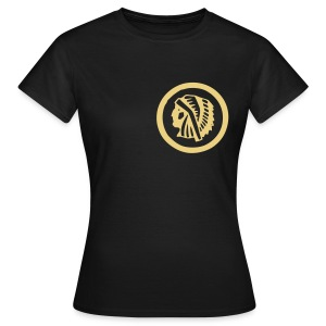 Indian Head (Ladies) - Frauen T-Shirt