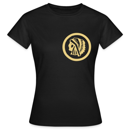 Indian Head (Ladies) - Frauen T-Shirt