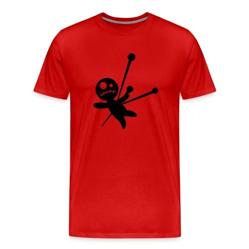 Voodo Fajvish - Premium-T-shirt herr