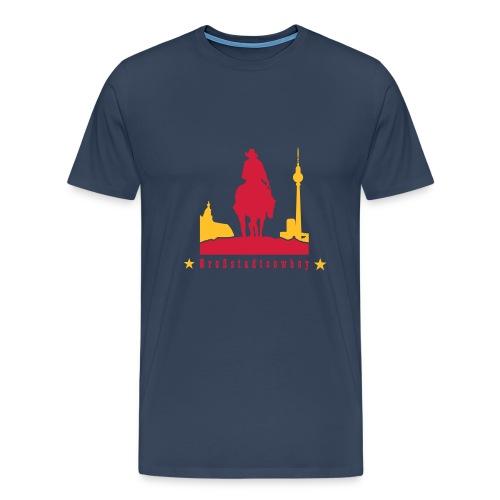 Cowboy XL Shirt - Männer Premium T-Shirt