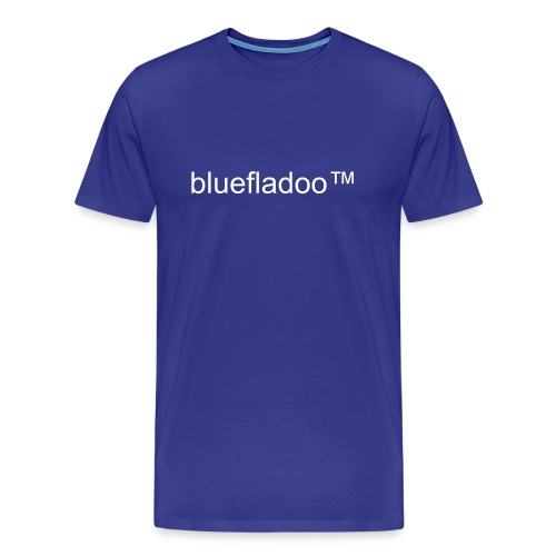OFFICIAL bluefladoo™ T-Shirt - Men's Premium T-Shirt