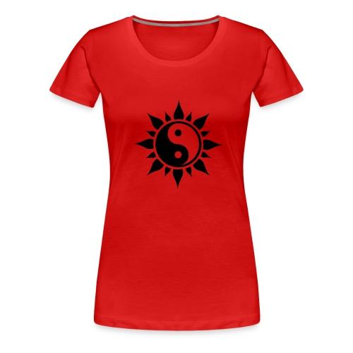 Feng Shui - Koszulka damska Premium