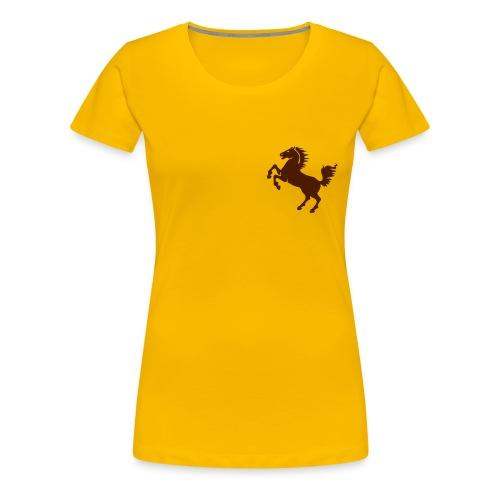 Volticlub-Sonnenschein - Frauen Premium T-Shirt