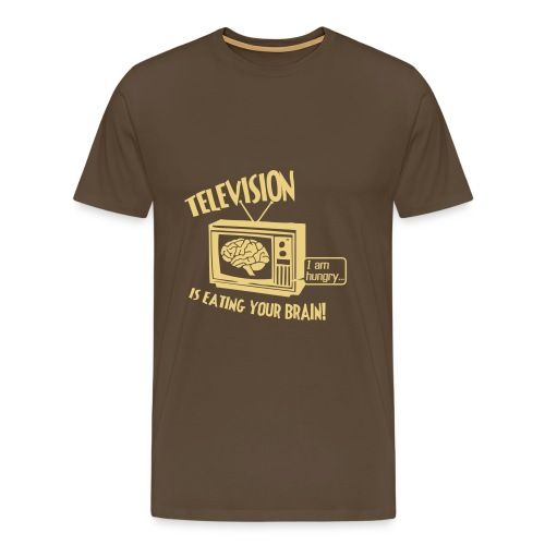 Hungry TV - Men's Premium T-Shirt