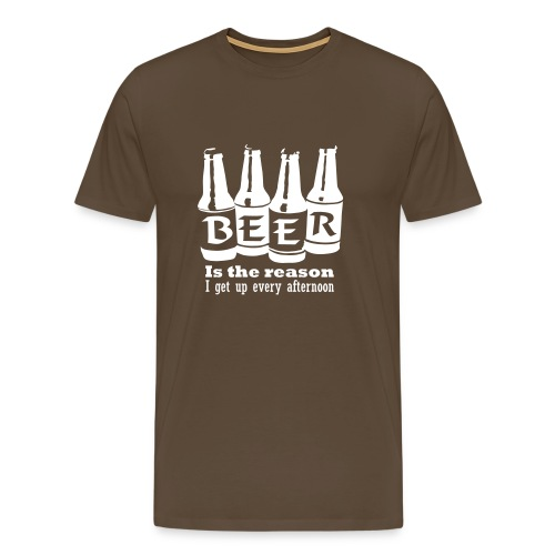 beer - Männer Premium T-Shirt