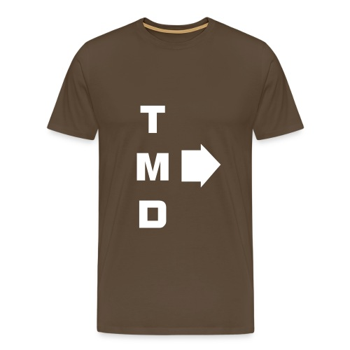 Too Many Doughnuts T-shirt - Men's Premium T-Shirt