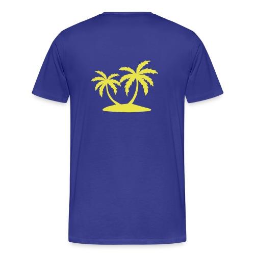Pacific island - T-shirt Premium Homme
