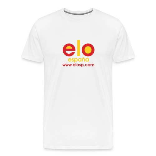 Camiseta ELOSP - Camiseta premium hombre