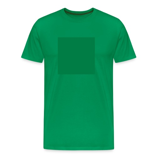 [NEW] Scribble T-Shirt (GREEN) - Men's Premium T-Shirt