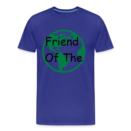 Friends of the Earth T-shirt - Men's Premium T-Shirt