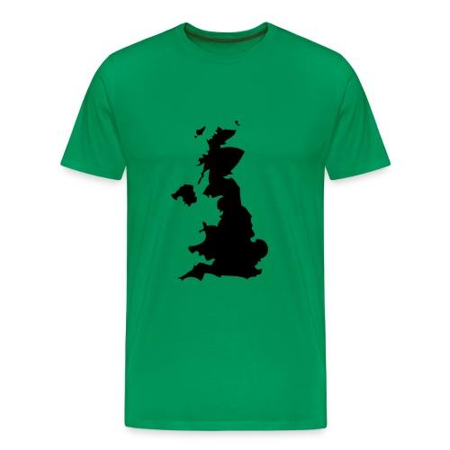 T shirt Great Britain - Men's Premium T-Shirt