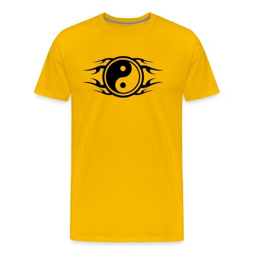 YING/YANG T-Shirt - Männer Premium T-Shirt