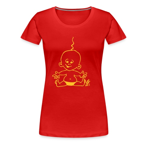 VIVAN LOS NIÑOS - Camiseta premium mujer