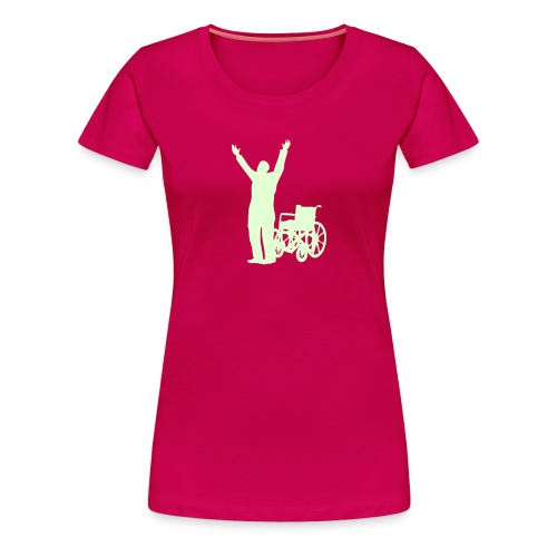 Hallelujah Physiotherapie T-Shirts - Frauen Premium T-Shirt