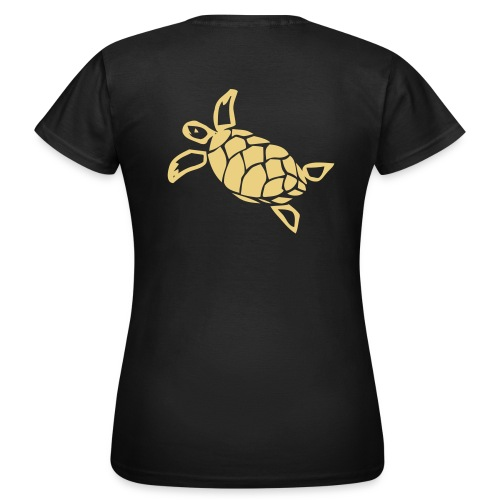 Turtle Shirt  - Frauen T-Shirt