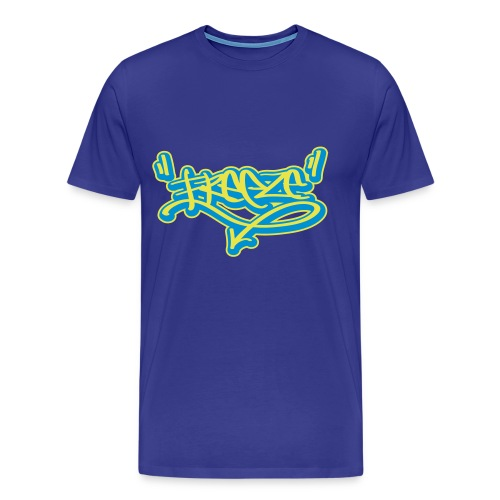 Sky Freeze Tag T-Shirts - Men's Premium T-Shirt