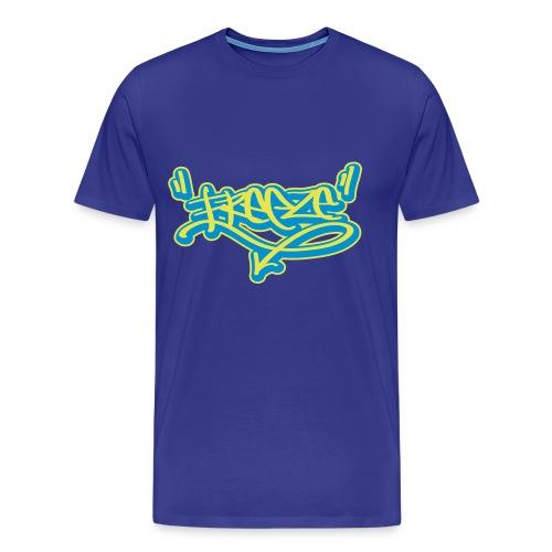 Sky Freeze Tag T-Shirts - Men's Premium T-Shirt