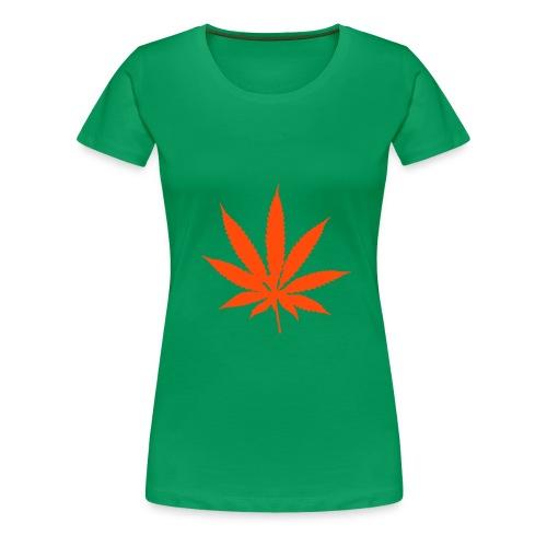 Lubimy jarać towar - Koszulka damska Premium
