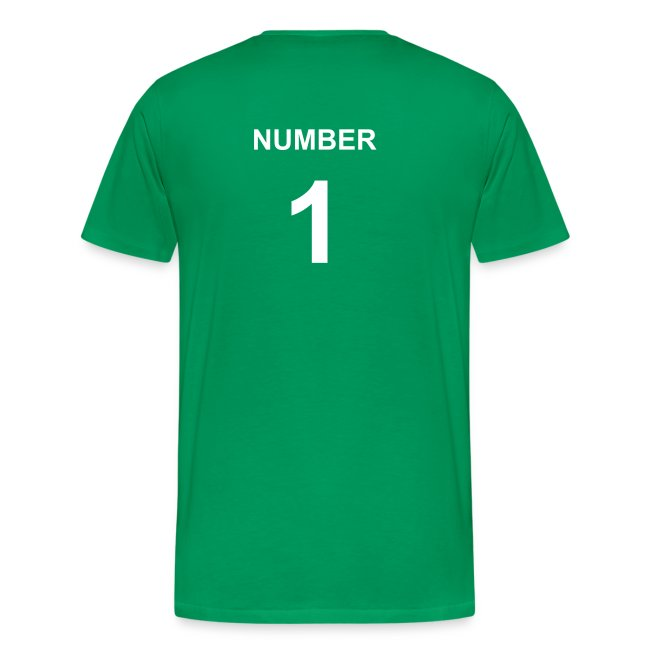 T-Shirt Classic - Number 1
