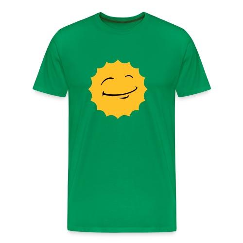 Ja Tack! - Premium-T-shirt herr
